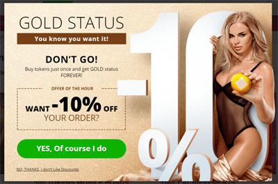 Bonga Cams 10% Discount