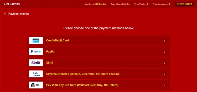How to Use Bitcoin on LiveJasmin