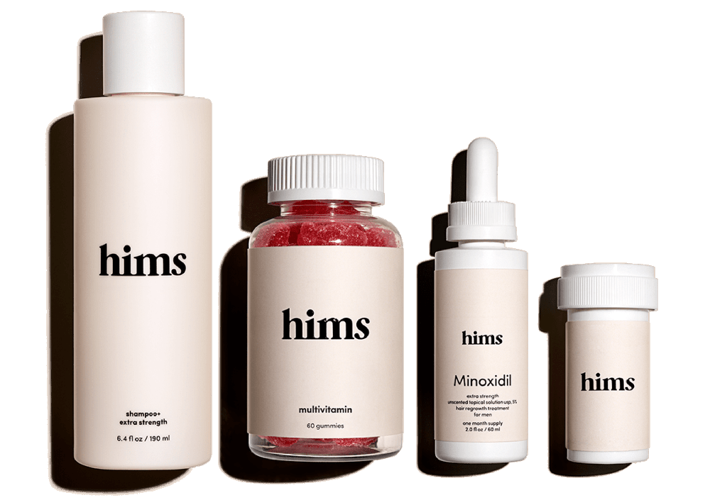 For Hims Haircare Products