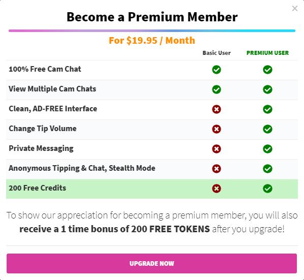 CamSoda Premium Member