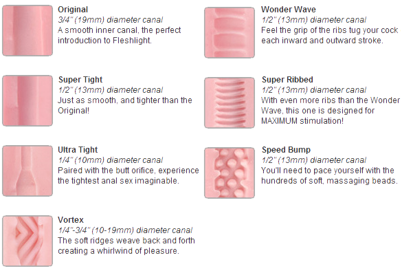 Fleshjack Textures