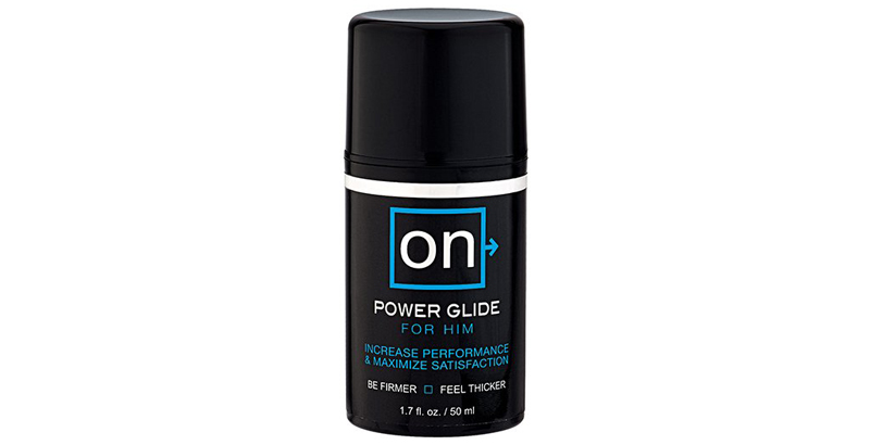 Sensuva ON Power Glide Stimulating Gel